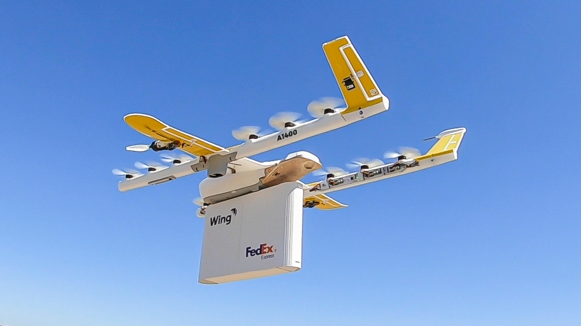 Drone Delivery – Wing Seeks FAA Approval to Expand US Drone Operations