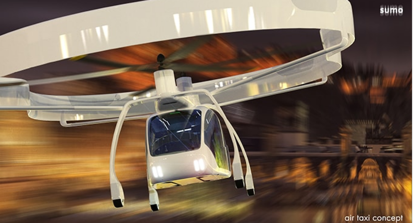 Key Considerations for Airspace Integration within an Urban Air Mobility Landscape