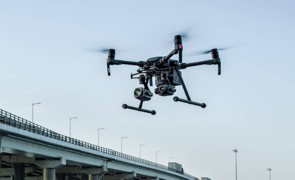 Japanese Firms Drop Chinese Drones Over Security Concerns