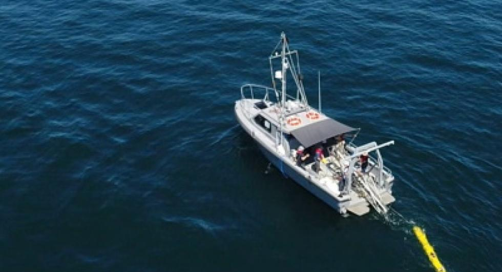 Thales Australia, Flinders University to automate launch and recovery process for AUVs